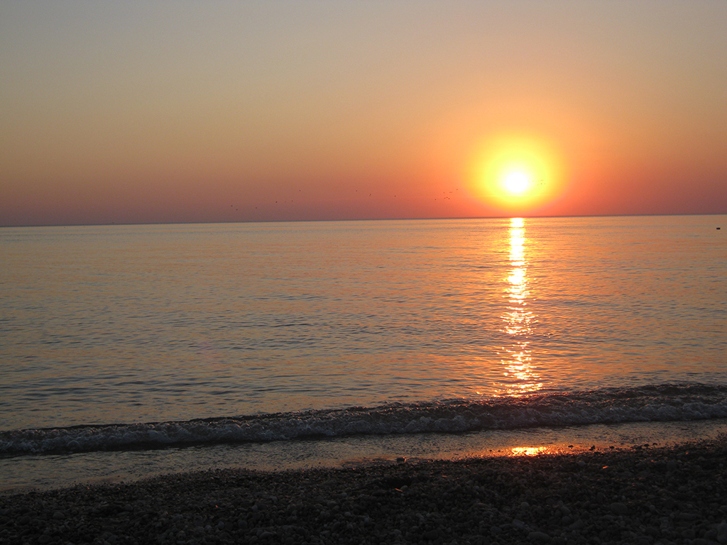Крымское море